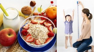 8 loại thực phẩm giúp tăng chiều cao hiệu quả nhất, các mẹ nên cho bé ăn hàng ngày