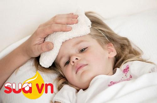 10 cách hạ sốt nhanh cho trẻ cực hiệu quả không cần dùng thuốc