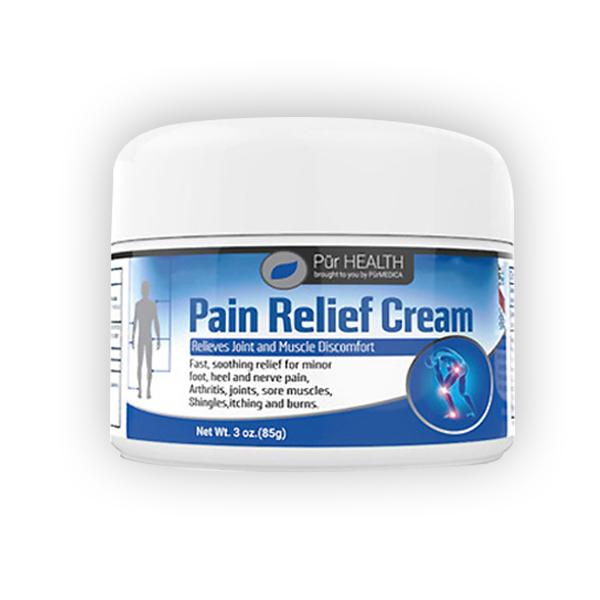 Kem PAIN RELIEF CREAM làm giảm đau nhanh