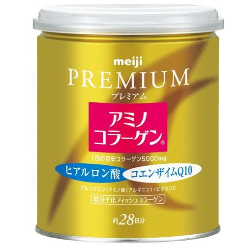 Bột bổ sung collagen - Meiji Premium Amino Collagen