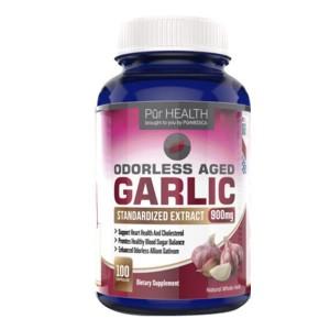 Viên GARLIC EXTRACT hỗ trợ huyết áp và tim mạch