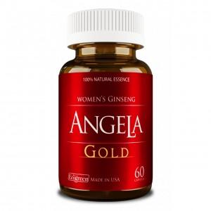 ANGELA Gold cải thiện sức khỏe, sắc đẹp và sinh lý nữ