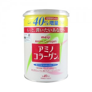 Collagen dạng bột Meiji Amino Collagen 284g