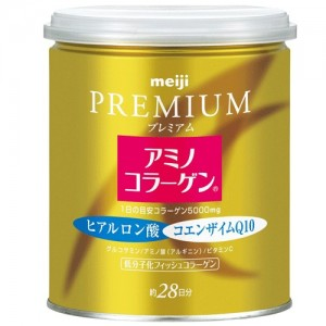 Bột bổ sung collagen - Meiji Premium Amino Collagen