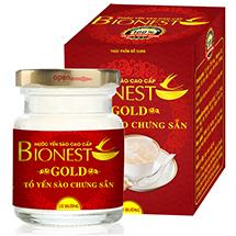 Yến sào Bionest Gold cao cấp - 1 lọ
