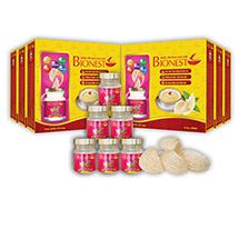 Bộ 6 hộp Yến sào Bionest Kids cao cấp - hộp tiết kiệm 6 lọ
