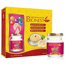 Hộp Yến sào Bionest Kids cao cấp - hộp tiết kiệm 6 lọ